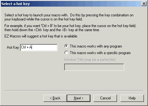 what do macro keys do